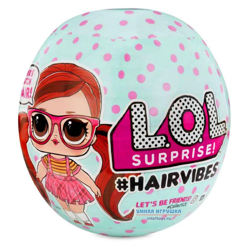 Кукла LOL Surprise с прядями для причесок, MGA Entertainment (в ассортименте)