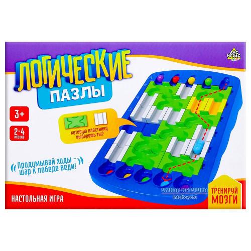 Настольная игра «Логические пазлы», Лас Играс