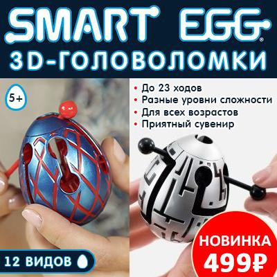 Smart Egg – больше, чем лабиринт!
