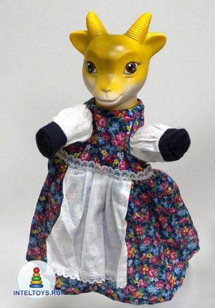 Кукла-перчатка «Коза», Весна