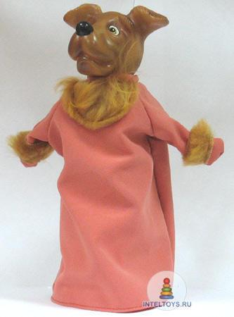 Кукла-перчатка «Жучка»