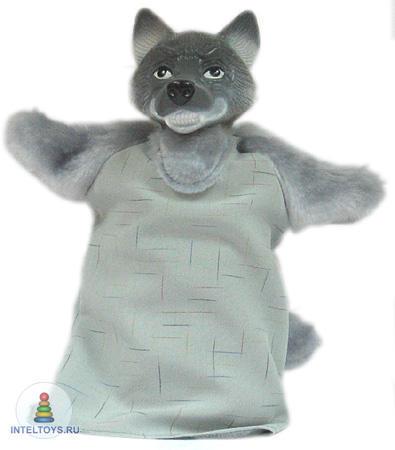 Кукла-перчатка «Волк»