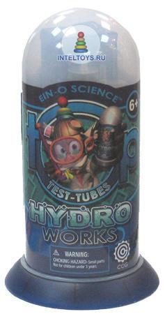 Набор для экспериментов Профессор Эйн «Сила воды»