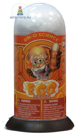 Набор для опытов Профессор Эйн «Свойства яйца»