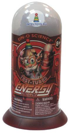 Набор для опытов Профессор Эйн «Свойства энергии»