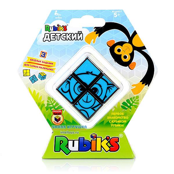 Кубик Рубика 2х2 для детей, 2 цвета, Rubik`s (Рубикс)