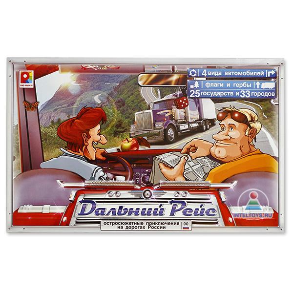 Настольная игра «Дальний рейс»