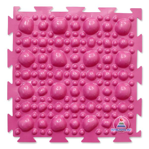 Детский массажный коврик ОРТО «Камни мягкие» (1 модуль)