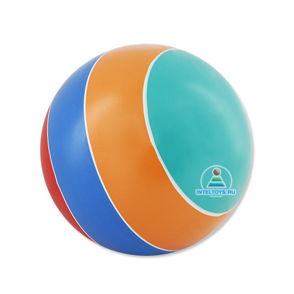 Мячик детский резиновый (диаметр 15 см), Джампа