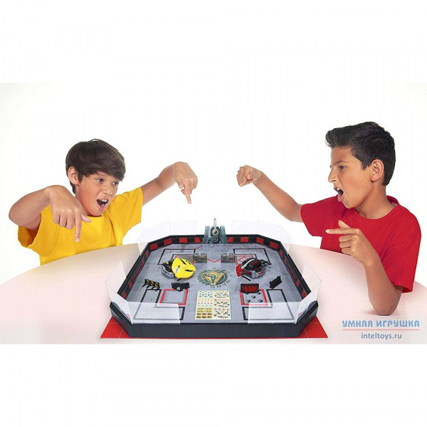 Hexbug Поединки роботов играть