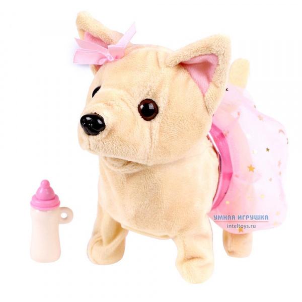 Интерактивный щенок Мой питомец  купить