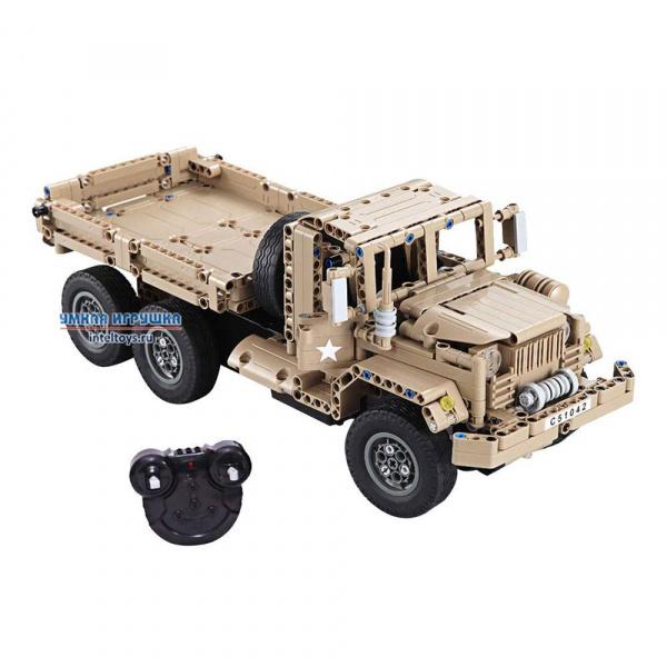 Конструктор Военный грузовик  купить