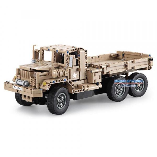 Конструктор Военный грузовик  заказать